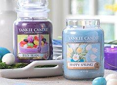 Yankee Candle's Easter Collection