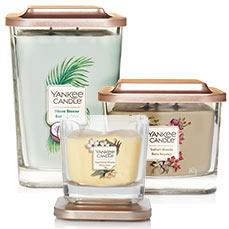 Elevation Candles from Yankee Candle