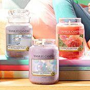 Enjoy The Simple Things collection from Yankee Candle