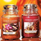 Grand Bazaar collection from Yankee Candle