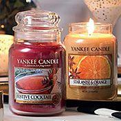 Riviera Escape collection from Yankee Candle