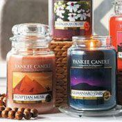 Out of Africa collection from Yankee Candle