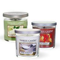 Small Pillar Décor Candles from Yankee Candle