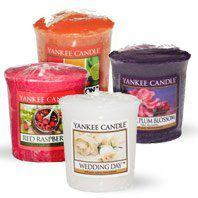 Votive Sampler Candles from Yankee Candle