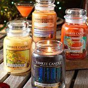 Warm Summer Nights collection from Yankee Candle