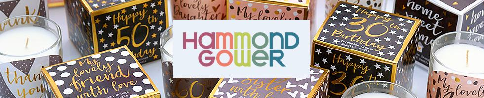 Hammond Gower Candles