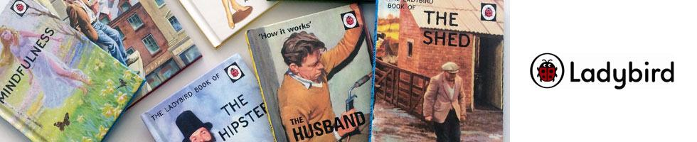 Ladybird Books for Adults and Children