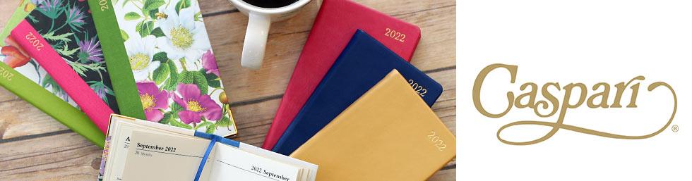 Caspari Diaries for 2020