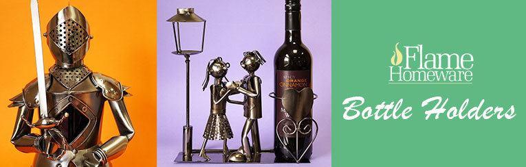 Flame Homeware 'Wine Bottle Holders