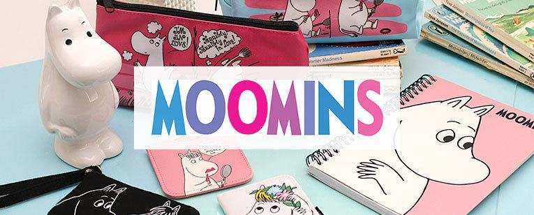 Moomins Gifts - Stationery and Fashion Accessories