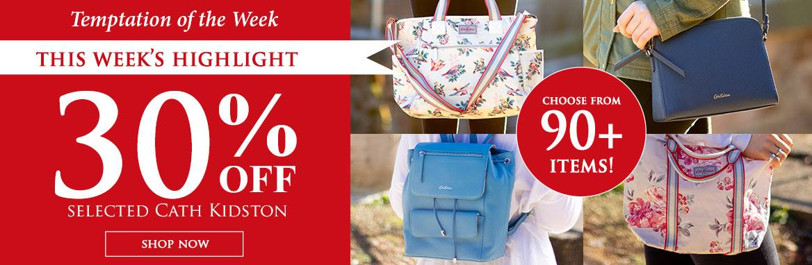 Cath Kidston -  Temptation of The Week
