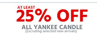 Yankee Candle discounts